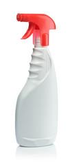 red spray bottle