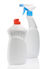 smal bottle and spray