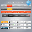 Web designers toolkit - navigation menus and step panels part 2