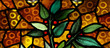 Stained Glass Pattern - 25156803