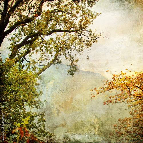 painted autumn - 25160067
