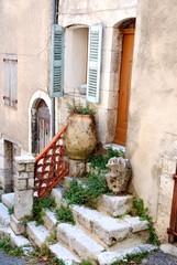 Détail de maison provençale