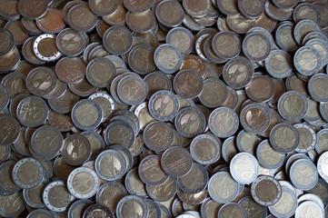 2-Eurostücken