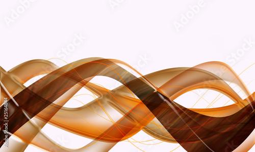 brązowe linie - 25164844