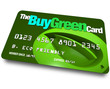 Credit Card - Buy Green
