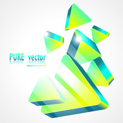 vector shape backround