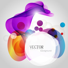 vector colorful design