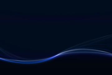 Background blau leuchtend