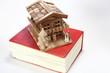 Immobilie auf Gesetzbuch