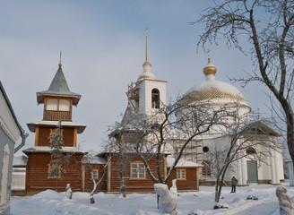 Православный Спасо-Казанский Симанский женский монастырь