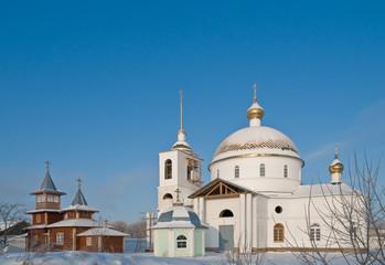 Православный Спасо-Казанский Симанский монастырь