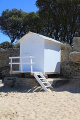 Cabine de plage - Noirmoutier
