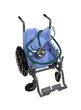 Wheelchair and Stethoscope