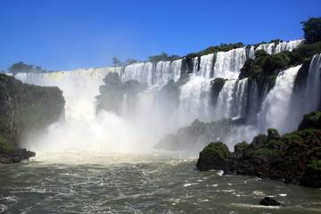 River and Iguazu