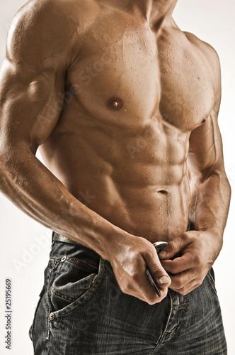 Fototapeten,erwachsen,allein,athlet,sportlich