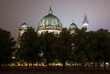 Berliner Dom and the TV Tower in Berlin