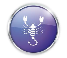 Weisser Skorpion Sternzeichen