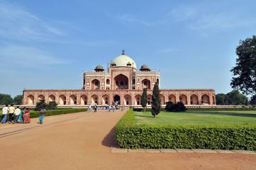Humayun Tomb, India.