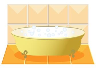 a vector bath