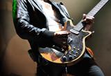 Fototapety gitarre concert