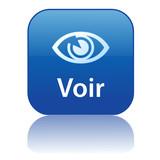 Bouton Web VOIR (informations actualités rss en direct tv média) poster