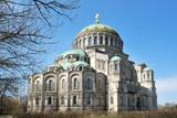 Kronstadt. Naval Cathedral poster