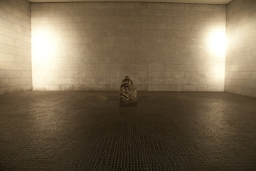 The Interior of the Neue Wache (Memorial to all War Victims) - B