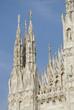 Duomo di Milano guglie
