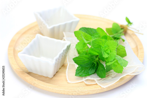 bouquet of the mint
