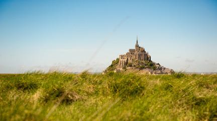 Mont Saint Michel Paysage