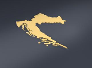 Kroatien gold