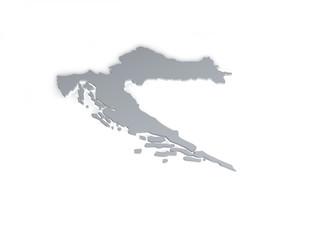Kroatien silber