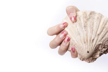 bellezza mani e unghie