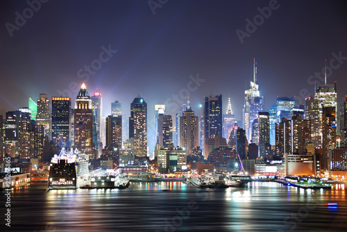 Fototapeten,new york city,new york,skyline,manhattan