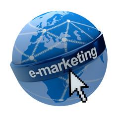 Global online marketing