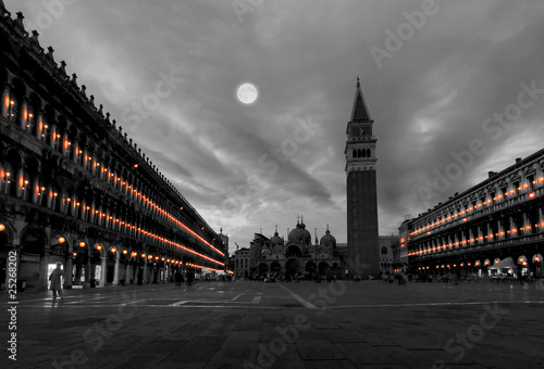 The San Marco Plaza Venice