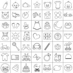 iconos infantiles