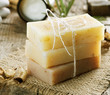 Handmade Soap border.Spa products - 25275023