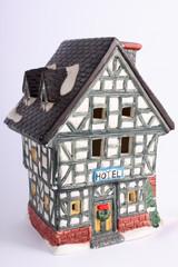Hotel alpino (modellino)