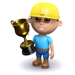 3d Builder wins the gold prize