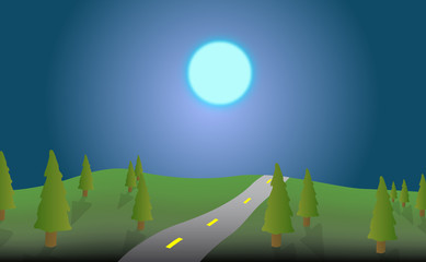 Ночное путешествие