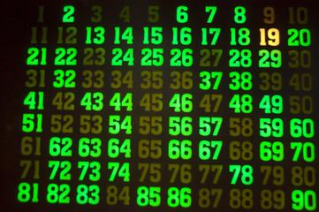 Juego de Bingo 333