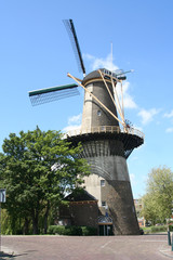 Large Dutch Windmill