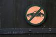 Für Fahrzeuge verboten