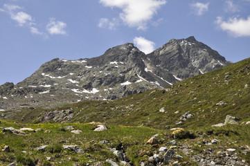 Wiesjagglkopf - Kaunertal - Österreich