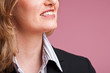 Businesswoman detail
