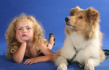 LASSIE AND SILVANA