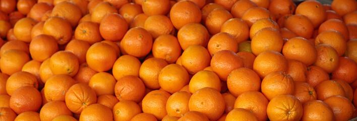 Orangen Textur