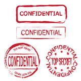 Confidential Stamps poster