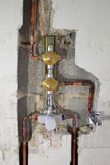 Plomberie - Canalisations en cuivre